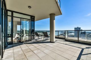 """Photo 3: 1901 610 VICTORIA Street in New Westminster: Downtown NW Condo for sale in """"THE POINT"""" : MLS®# R2184166"""