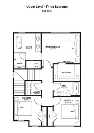 Photo 10: 13 150 Discovery Drive in Calgary: Discovery Ridge Row/Townhouse for sale : MLS®# A1114821