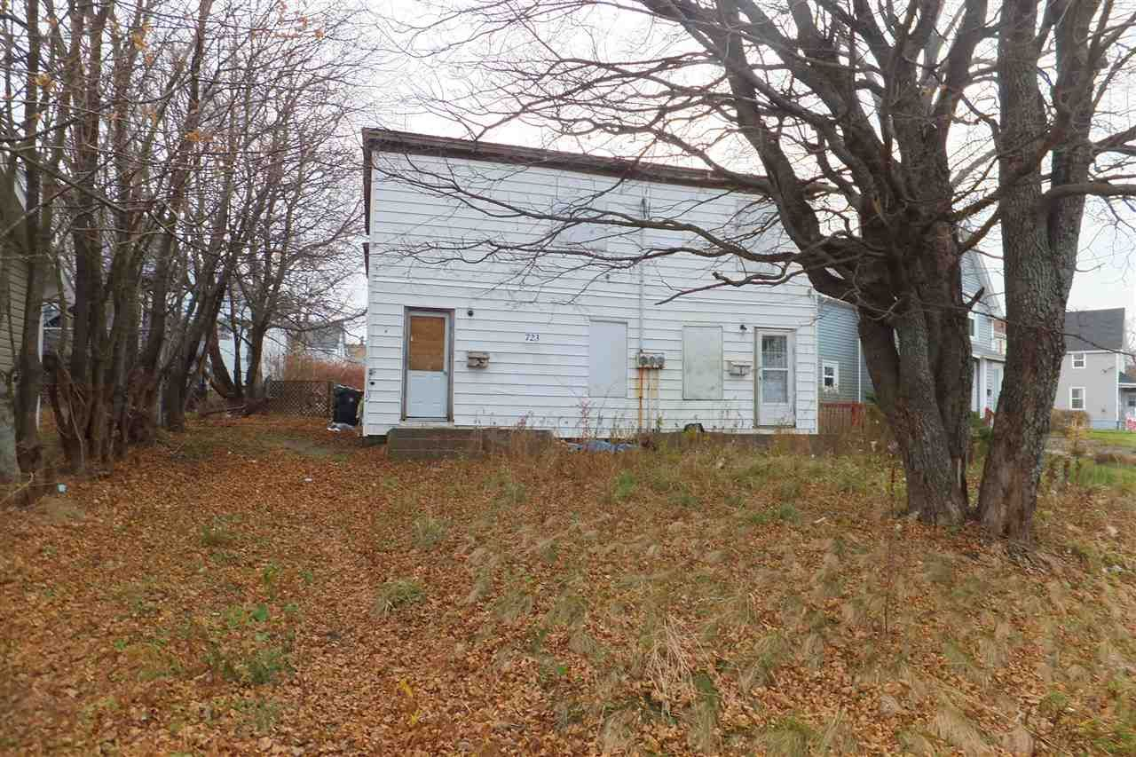 Main Photo: 723 Main Street in Glace Bay: 203-Glace Bay Vacant Land for sale (Cape Breton)  : MLS®# 202024434
