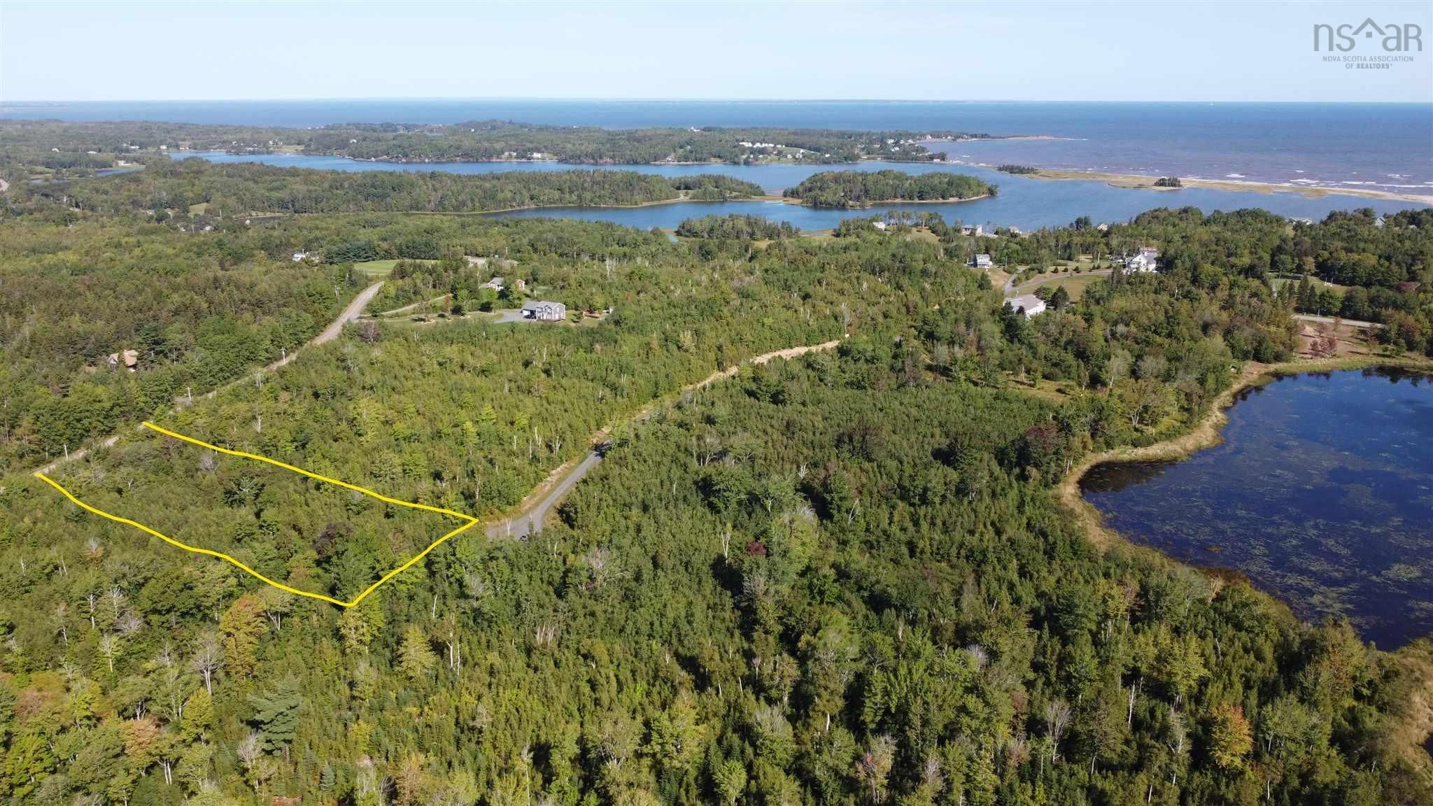 Main Photo: Lot 4 Powell Road in Little Harbour: 108-Rural Pictou County Vacant Land for sale (Northern Region)  : MLS®# 202125550