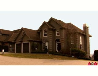 """Main Photo: 35238 BRIARWOOD Place in Abbotsford: Abbotsford East House for sale in """"EAGLE MOUNTAIN"""""""