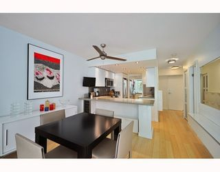 "Photo 3: B104 1331 HOMER Street in Vancouver: Downtown VW Condo for sale in ""PACIFIC POINT"" (Vancouver West)  : MLS®# V802333"
