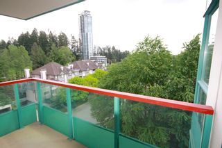 "Photo 16: 701 1148 HEFFLEY Crescent in Coquitlam: North Coquitlam Condo for sale in ""Centura"" : MLS®# R2063043"