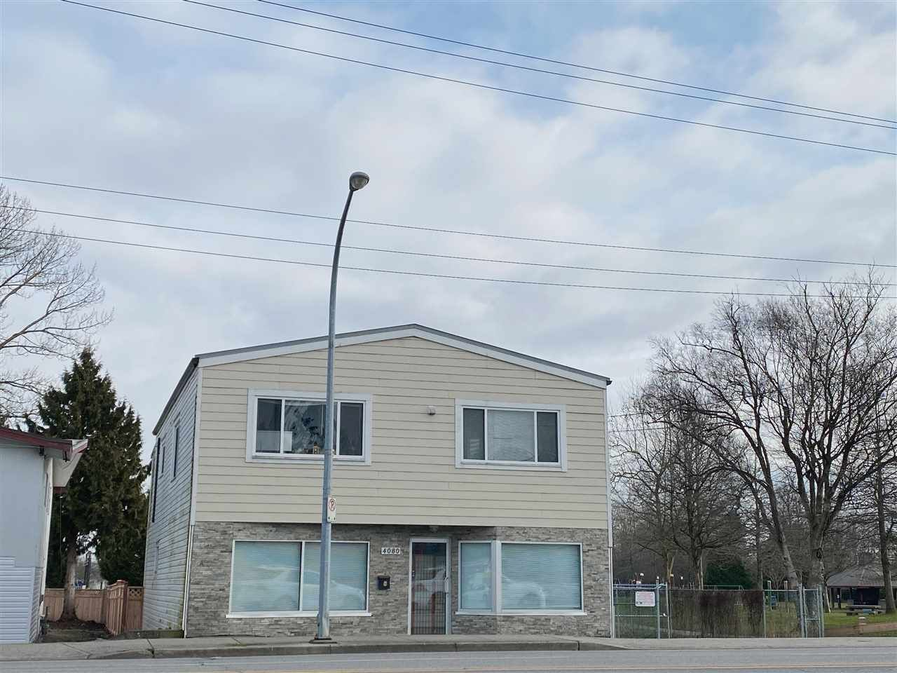 Main Photo: 4080 NO. 5 Road in Richmond: East Cambie Business with Property for sale : MLS®# C8036794