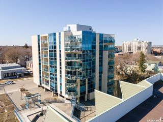 Photo 2: 804 505 12th Street East in Saskatoon: Nutana Residential for sale : MLS®# SK870129