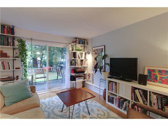 Main Photo: 108 36 E 14 AVENUE in : Mount Pleasant VE Condo for sale : MLS®# V1141820