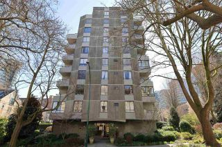 Photo 2: 902 1108 NICOLA STREET in Vancouver: West End VW Condo for sale (Vancouver West)  : MLS®# R2565027