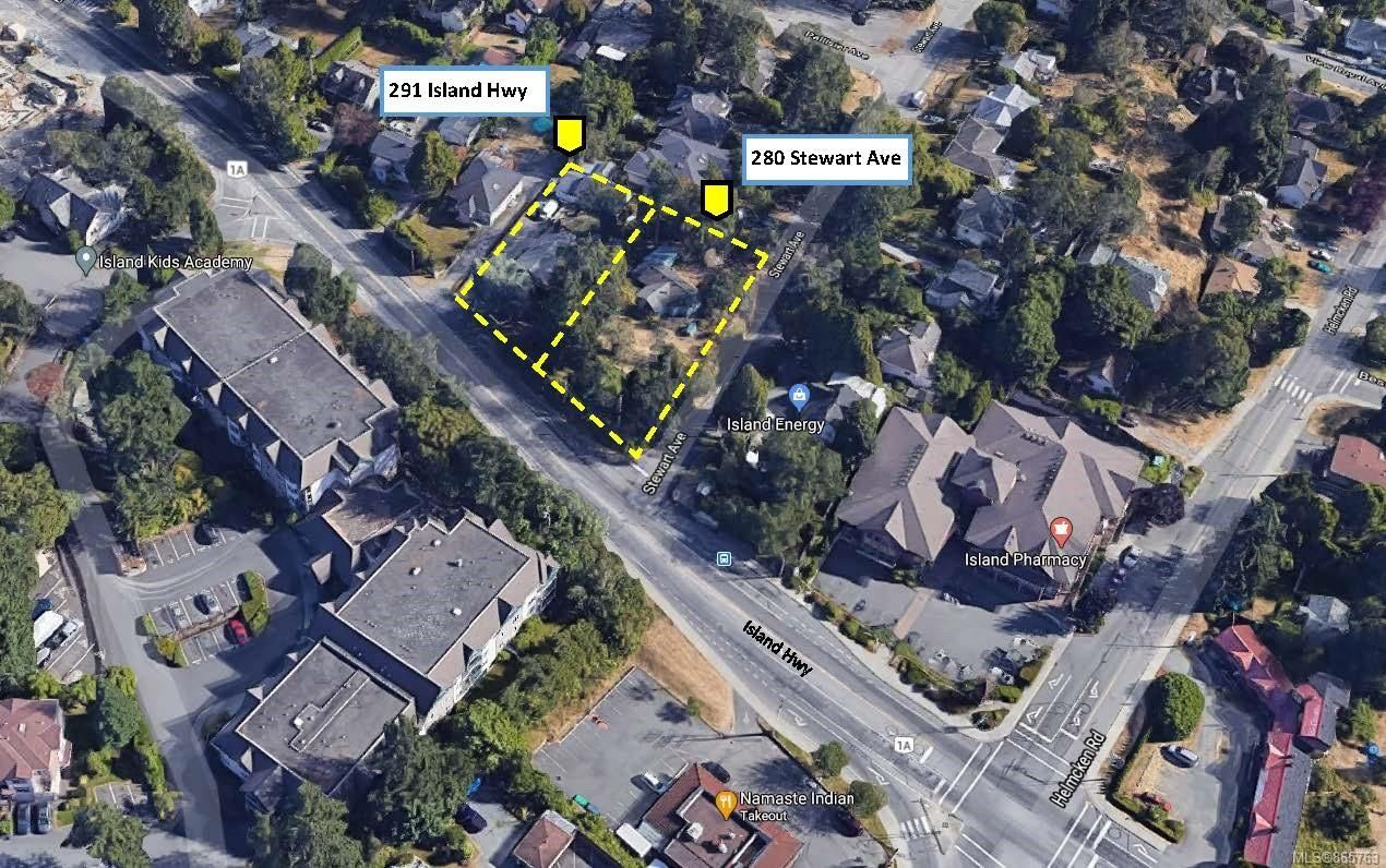 Main Photo: 280 Stewart Ave in : VR View Royal House for sale (View Royal)  : MLS®# 865763