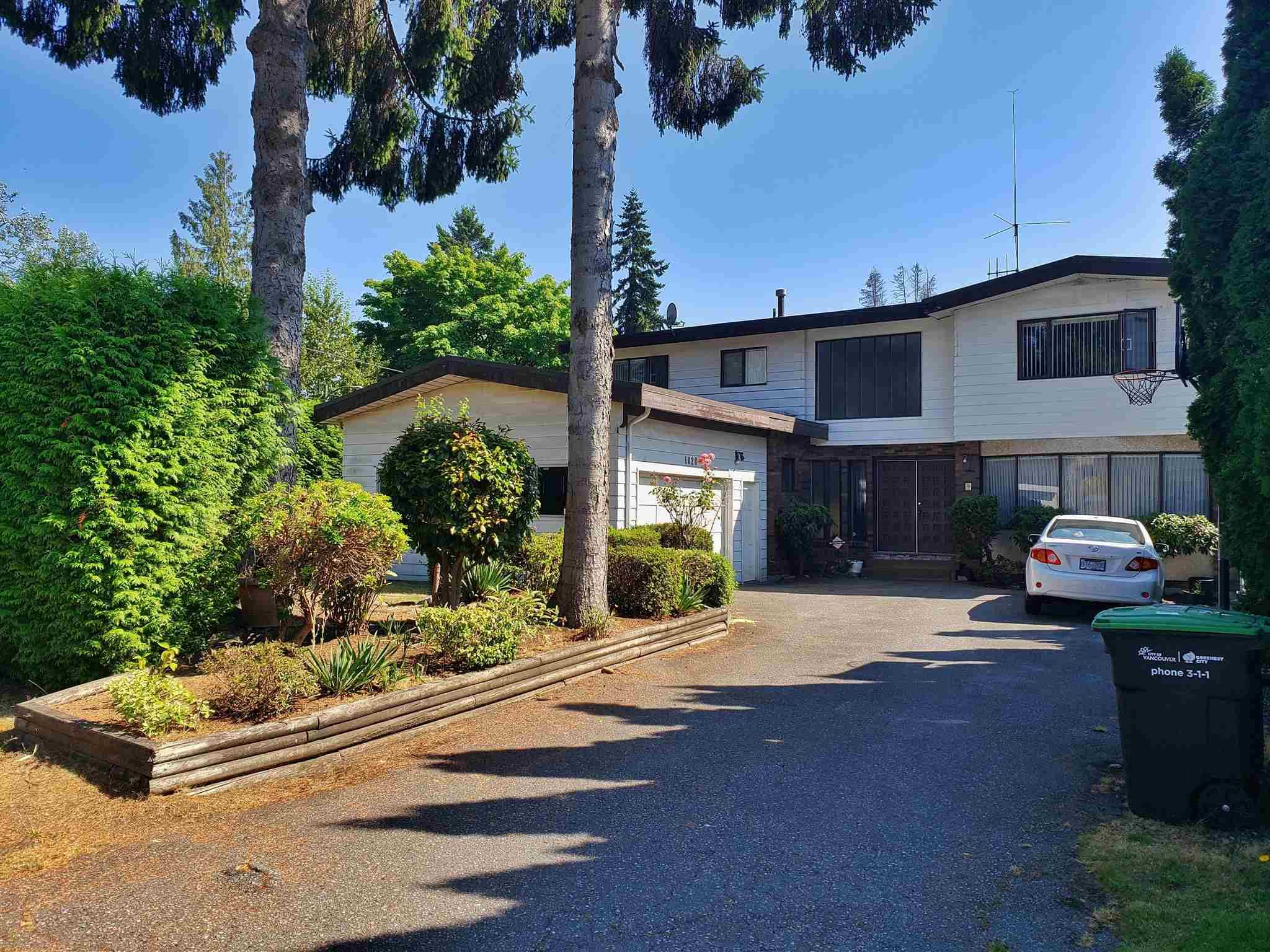 Main Photo: 1020 W 55TH Avenue in Vancouver: South Granville Land Commercial for sale (Vancouver West)  : MLS®# C8039642