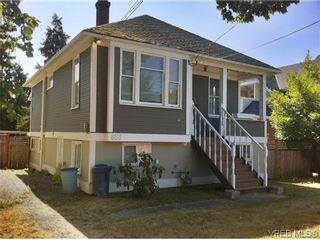 Photo 1: 859 Craigflower Rd in VICTORIA: Es Old Esquimalt House for sale (Esquimalt)  : MLS®# 584984