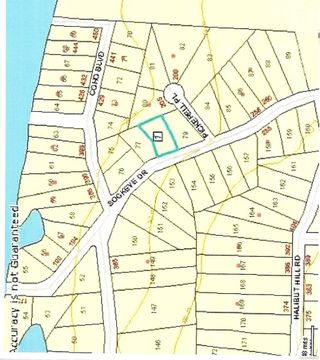 Photo 9: Lot 78 Sockeye Dr in : Isl Mudge Island Land for sale (Islands)  : MLS®# 869665