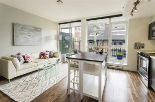 "Photo 2: 402 2511 QUEBEC Street in Vancouver: Mount Pleasant VE Condo for sale in ""OnQue"" (Vancouver East)  : MLS®# R2072084"