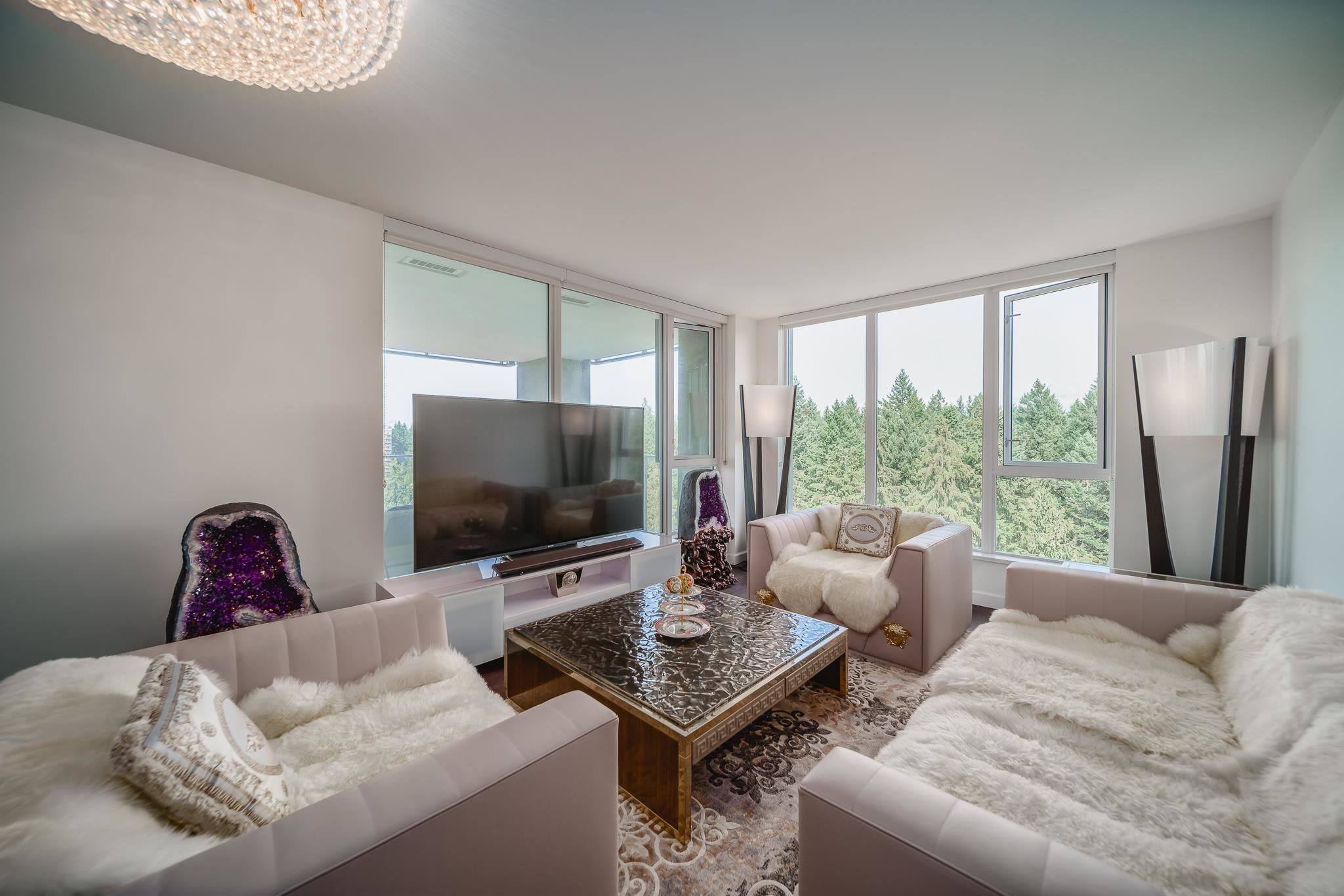 """Main Photo: 2105 3355 BINNING Road in Vancouver: University VW Condo for sale in """"Binning Tower"""" (Vancouver West)  : MLS®# R2611409"""