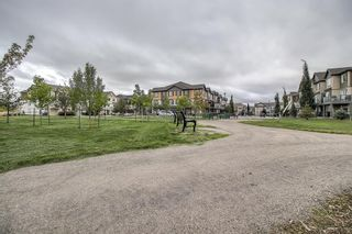 Photo 40: 129 Windstone Park SW: Airdrie Row/Townhouse for sale : MLS®# A1137155