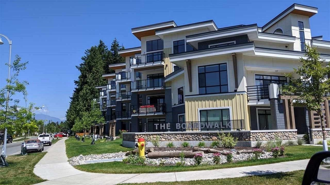 """Main Photo: 303 5384 TYEE Lane in Chilliwack: Vedder S Watson-Promontory Condo for sale in """"The Boardwalk at Rivers Edge"""" (Sardis)  : MLS®# R2521838"""