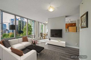 """Photo 1: 601 1288 W GEORGIA Street in Vancouver: West End VW Condo for sale in """"The Residences on Georgia"""" (Vancouver West)  : MLS®# R2495717"""