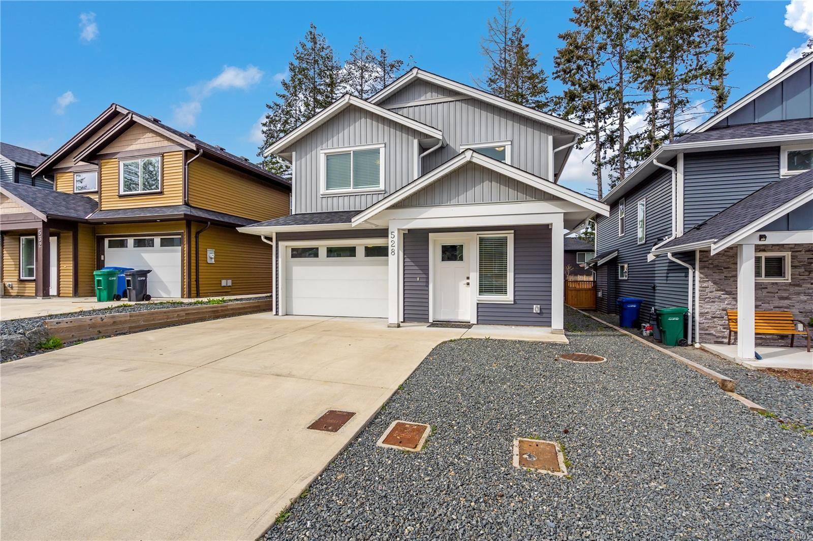Main Photo: 528 Steeves Rd in : Na South Nanaimo House for sale (Nanaimo)  : MLS®# 871935