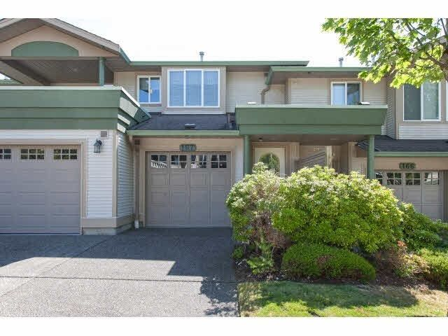 """Main Photo: 167 13888 70 Avenue in Surrey: East Newton Townhouse for sale in """"Chelsea Gardens"""" : MLS®# R2000018"""
