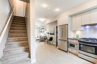 """Photo 3: 7 5132 CANADA Way in Burnaby: Burnaby Lake Townhouse for sale in """"SAVLIE ROW"""" (Burnaby South)  : MLS®# R2596994"""