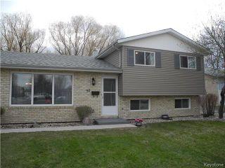 Photo 1: 46 Catherine Bay in Selkirk: R14 Residential for sale : MLS®# 1710624