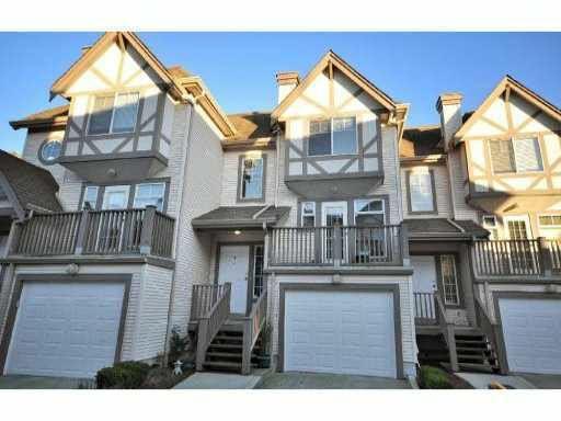Main Photo: 3 22711 NORTON COURT in : Hamilton RI Townhouse for sale : MLS®# V872248