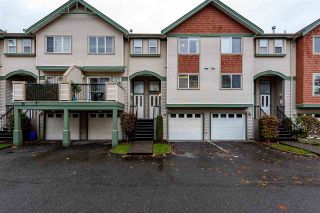"Photo 1: 32 9470 HAZEL Street in Chilliwack: Chilliwack E Young-Yale Townhouse for sale in ""Hawthorn Place"" : MLS®# R2418100"