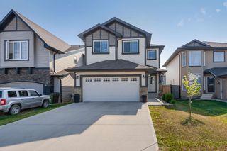 Photo 1: 711 179 Street in Edmonton: Zone 56 House for sale : MLS®# E4257489