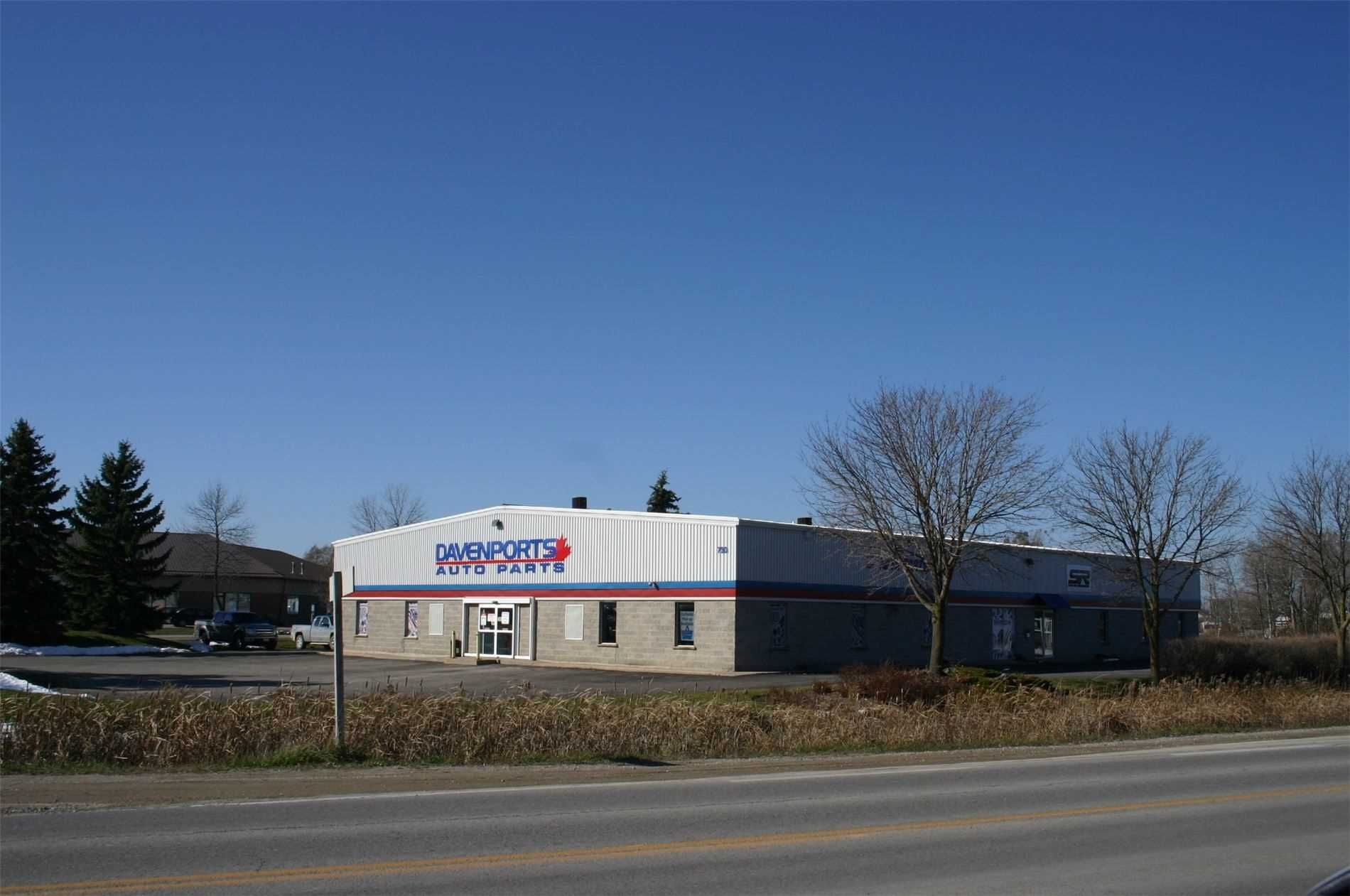Main Photo: 730 Industrial Road: Shelburne Property for lease : MLS®# X5190751