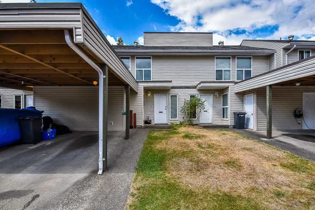 Main Photo: 45 3030 TRETHEWEY Street: Townhouse for sale in Abbotsford: MLS®# R2567710