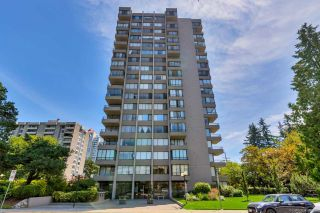 """Photo 1: 402 740 HAMILTON Street in New Westminster: Uptown NW Condo for sale in """"THE STATESMAN"""" : MLS®# R2579936"""