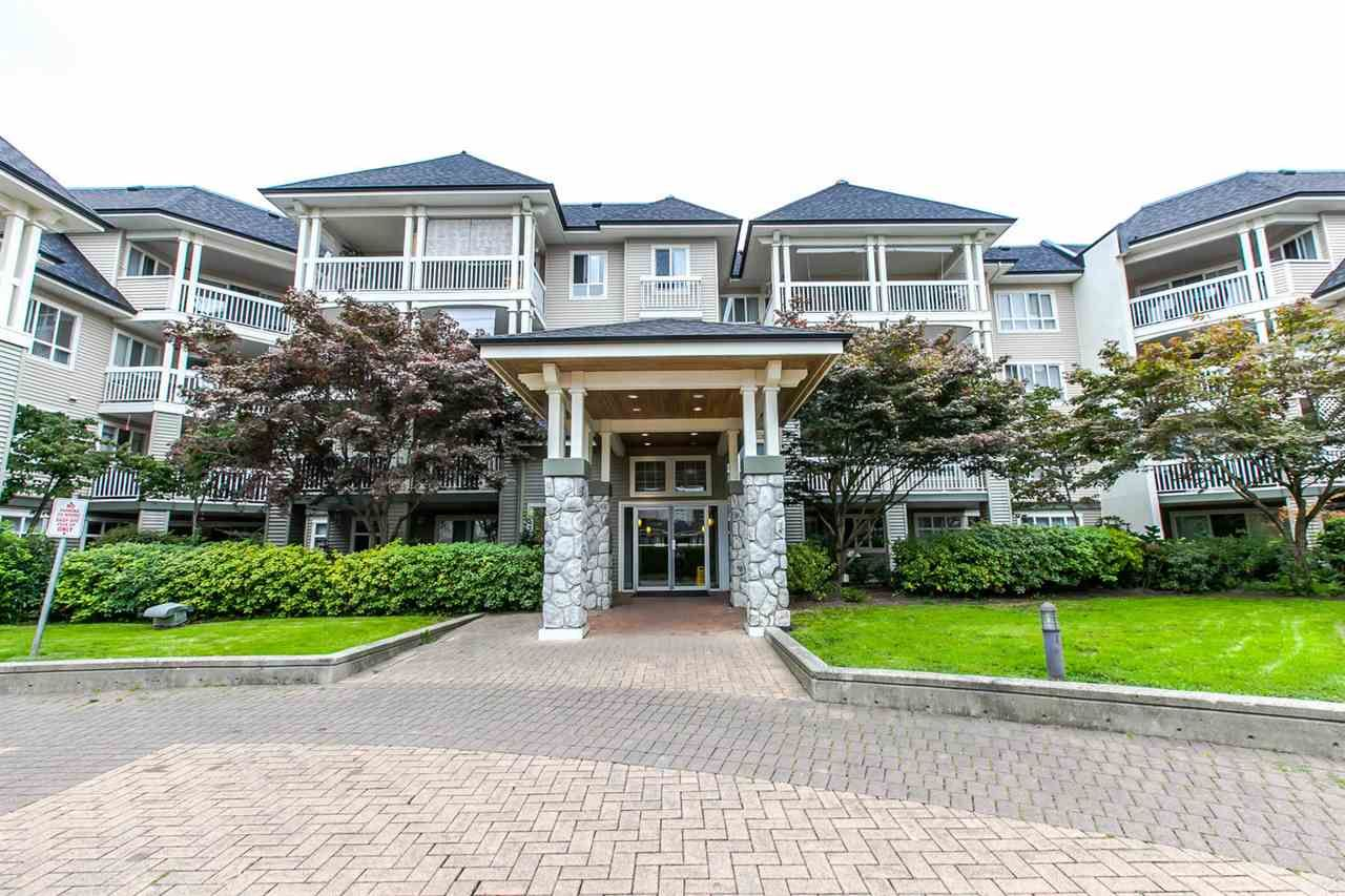 """Main Photo: 303 22022 49 Avenue in Langley: Murrayville Condo for sale in """"Murray Green"""" : MLS®# R2107458"""
