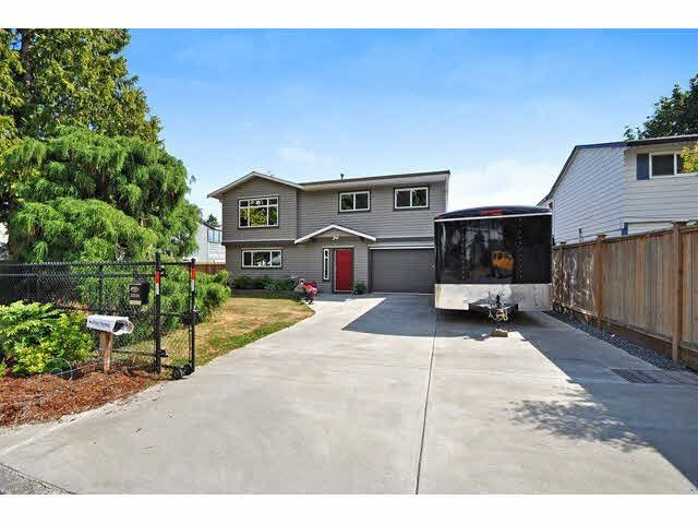 Main Photo: 33234 MYRTLE AVENUE in : Mission BC House for sale : MLS®# F1447516