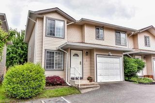 """Photo 1: 116 9561 207 Street in Langley: Walnut Grove Townhouse for sale in """"DERBY MEWS"""" : MLS®# R2172538"""