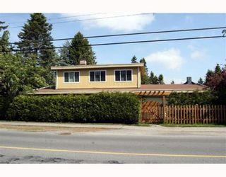 """Photo 1: 5983 16TH Avenue in Tsawwassen: Beach Grove House for sale in """"BEACH GROVE"""" : MLS®# V768539"""