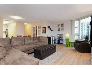 """Photo 4: 802 5790 PATTERSON Avenue in Burnaby: Metrotown Condo for sale in """"The Regent"""" (Burnaby South)  : MLS®# V988077"""