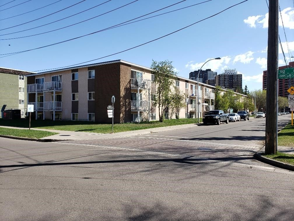 Main Photo: 302 9120 106 Avenue in Edmonton: Zone 13 Condo for sale : MLS®# E4249834