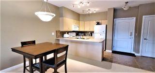 Photo 11: 410 1406 HODGSON Way in Edmonton: Zone 14 Condo for sale : MLS®# E4223592