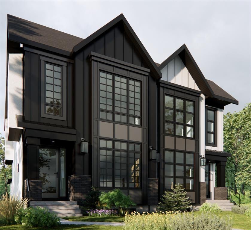 Main Photo: 2813 32 Street SW in Calgary: Killarney/Glengarry Semi Detached for sale : MLS®# A1147021