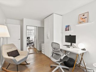"""Photo 20: 202 825 W 15TH Avenue in Vancouver: Fairview VW Condo for sale in """"The Harrod"""" (Vancouver West)  : MLS®# R2614837"""