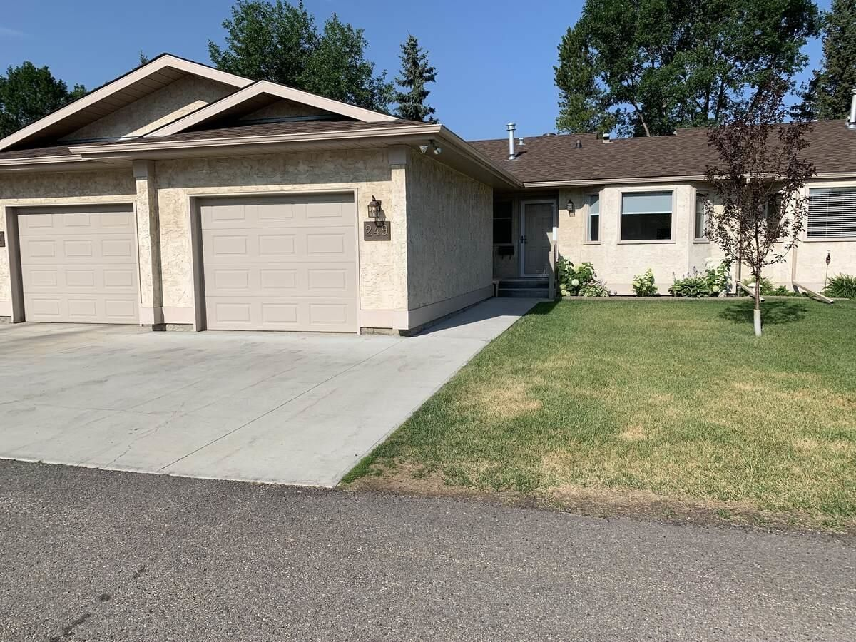 Main Photo: 249 KNOTTWOOD Road N in Edmonton: Zone 29 Townhouse for sale : MLS®# E4254064