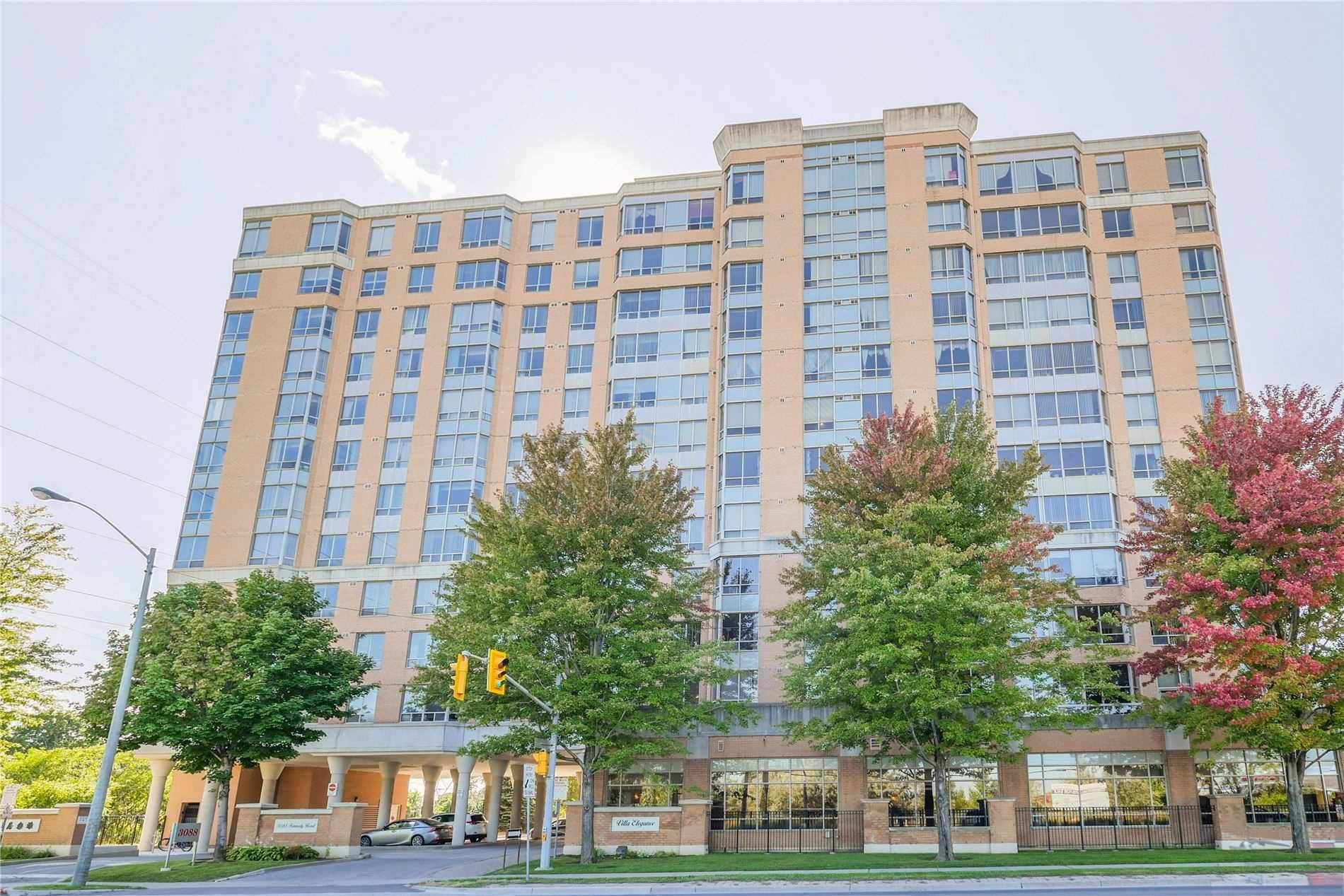Main Photo: 509 3088 Kennedy Road in Toronto: Steeles Condo for sale (Toronto E05)  : MLS®# E5228335