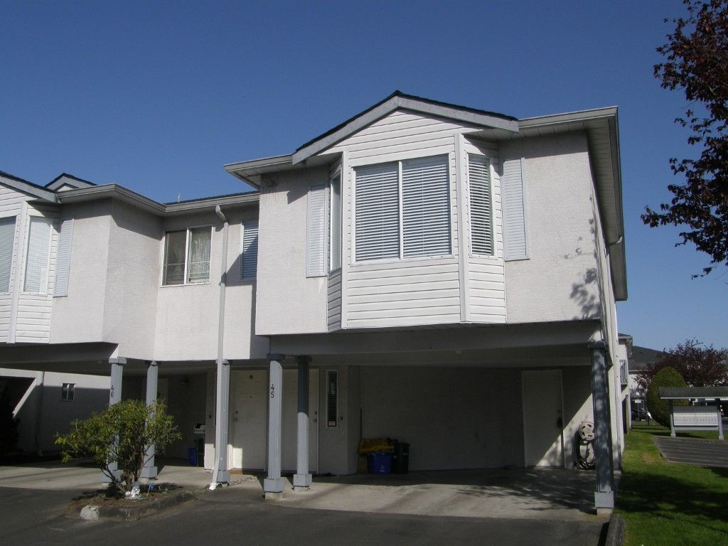 Main Photo: #45-3111 Beckman Pl in Richmond: Townhouse  : MLS®# V1108845