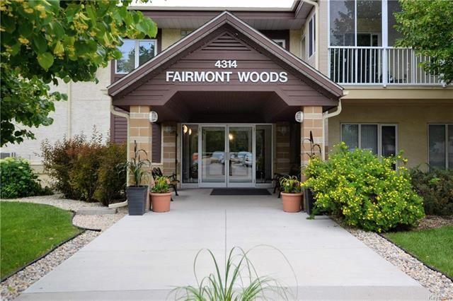 Main Photo: 125 4314 Grant Avenue in Winnipeg: Charleswood Condominium for sale (1G)  : MLS®# 1818110