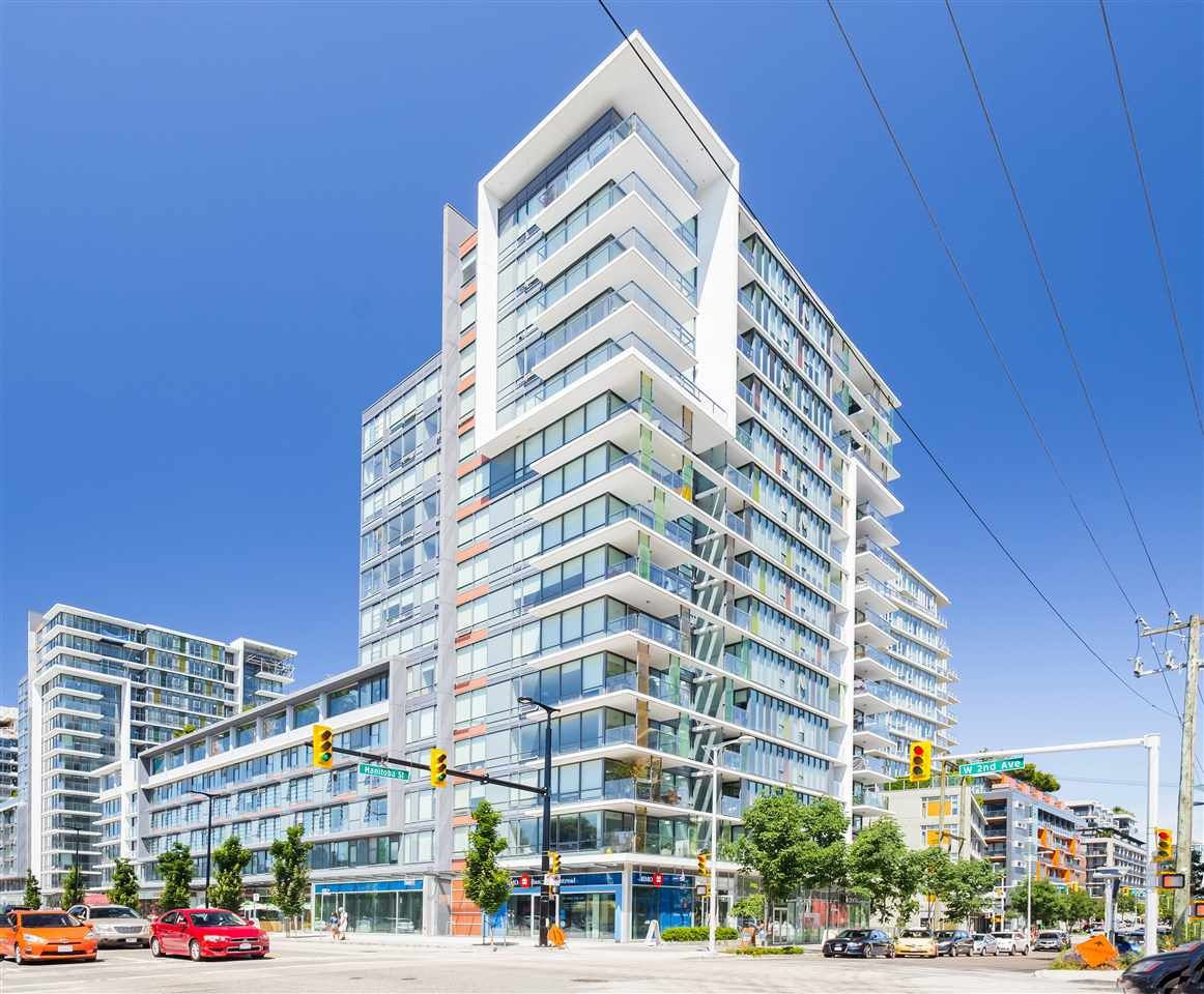 """Main Photo: 1406 1783 MANITOBA Street in Vancouver: False Creek Condo for sale in """"Residences at West"""" (Vancouver West)  : MLS®# R2457734"""