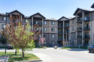 Photo 1: 1304 60 Panatella Street NW in Calgary: Panorama Hills Apartment for sale : MLS®# A1131653