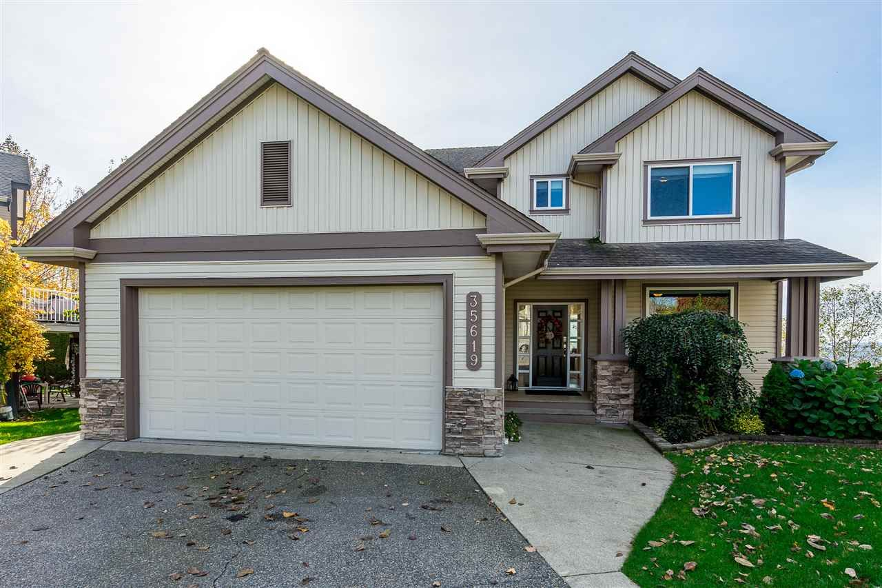 """Main Photo: 35619 TERRA VISTA Place in Abbotsford: Abbotsford East House for sale in """"Highlands"""" : MLS®# R2415499"""