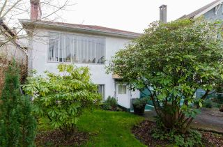"Photo 1: 3514 W 8TH Avenue in Vancouver: Kitsilano House for sale in ""KITSILANO"" (Vancouver West)  : MLS®# R2037787"