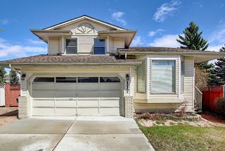 Main Photo: 117 Hawkford Court NW in Calgary: Hawkwood Detached for sale : MLS®# A1103676
