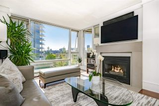 Photo 3: 507 1383 MARINASIDE Crescent in Vancouver: Yaletown Condo for sale (Vancouver West)  : MLS®# R2365345