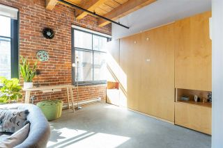 """Photo 12: 219 55 E CORDOVA Street in Vancouver: Downtown VE Condo for sale in """"KORET LOFTS"""" (Vancouver East)  : MLS®# R2560777"""